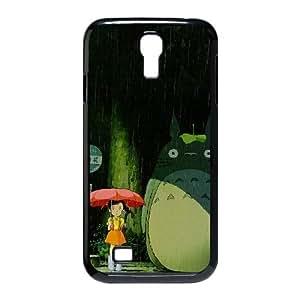 My Neighbour Totoro Samsung Galaxy S4 9500 Cell Phone Case Black Ljiui