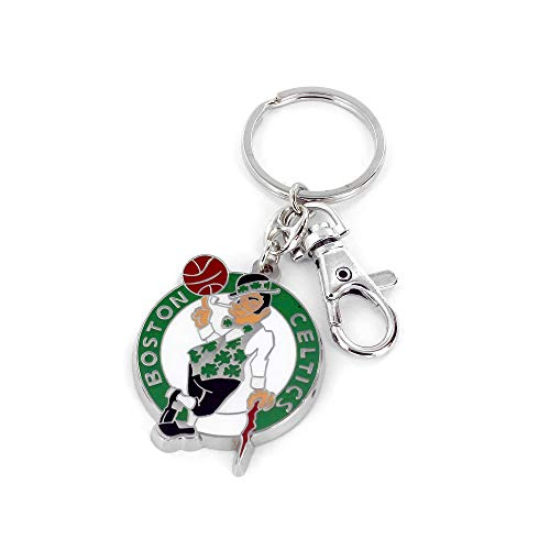 aminco NBA Boston Celtics Heavyweight Keychain