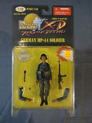 The Ultimate Soldier German MP-44 Soldier Scale 1:18