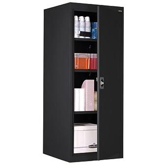 Merveilleux Sandusky Lee EA3R242460 09 Welded Steel Elite Storage Cabinet With  Adjustable Shelves, 24u0026quot;