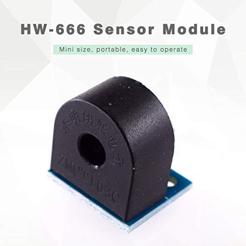 Bangcool 5A Range Single Phase AC Current Transformer Module Current Sensor Module