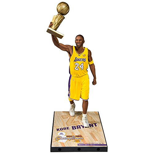 McFarlane Toys Kobe Bryant 2010 NBA Finals Action Figure ()