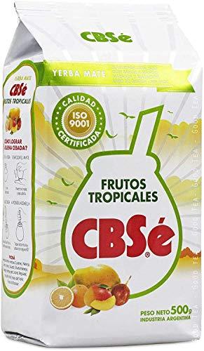 CBSe Frutos Tropicales 0,5kg