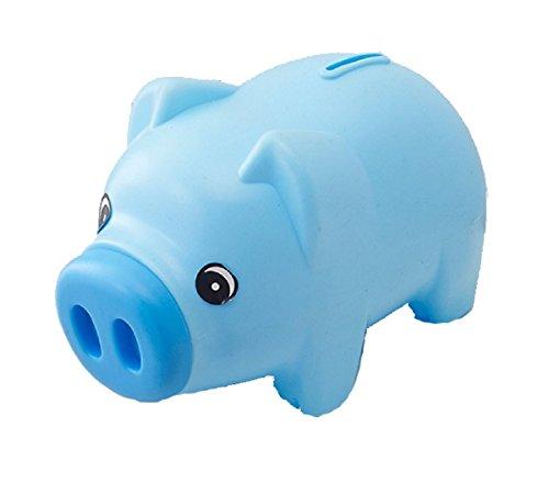 Kinglight Cute Cartoon Pig Gift Ideas Plastic Piggy Bank For Import It All