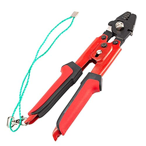Car accessories - ABS Floating Fish Lip Grip Gripper Gear Tool Fishing Pliers Saltwater with Paracord Lanyard Heavy Duty Fish - Fun Dice Gripper