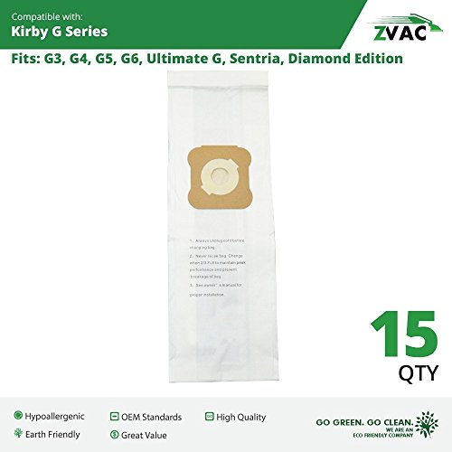 kirby gsix vacuum bags - 8