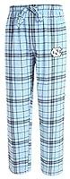 University of North Carolina UNC Tar Heels Men's Plaid Pajama Pants
