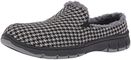 Easy Street Women's Kana Mule Black/Gray Hound