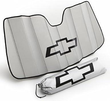 Silver Genuine Chevrolet 23155165 Sunshade Package
