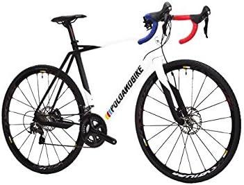 POLOANDBIKE Savage Complete Bike Ultegra - Bicicleta de Carretera ...
