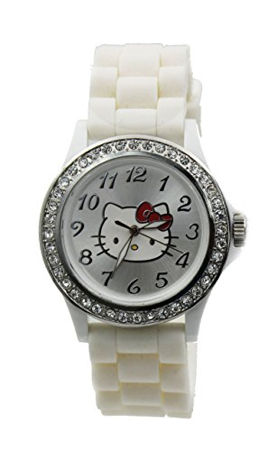 Sanrio Hello Kitty Women's HK2068 White Watch by Hello Kitty