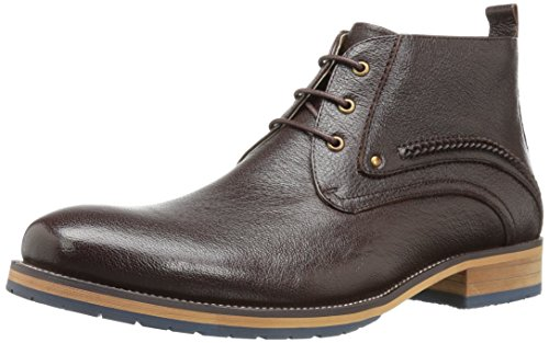 ZANZARA Men's Faenza Chukka Boot Brown discount fashion Style 6POdXsnmD