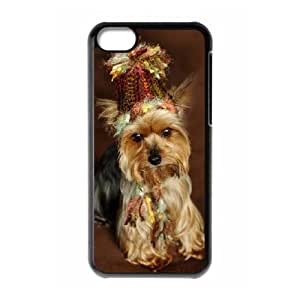 VNCASE Cute Dog Phone Case For Iphone 5C [Pattern-1]