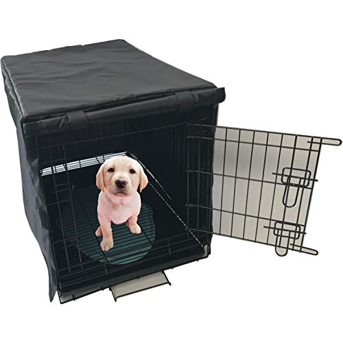 - TC-Tour Pets Dog Crate Cover (Large, 42Lx27.25Wx30H)