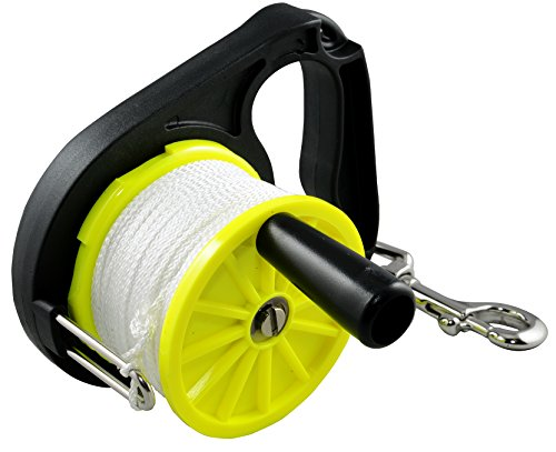 (Storm Technical Diving Wreck and Cave Reel by Storm Accessories)