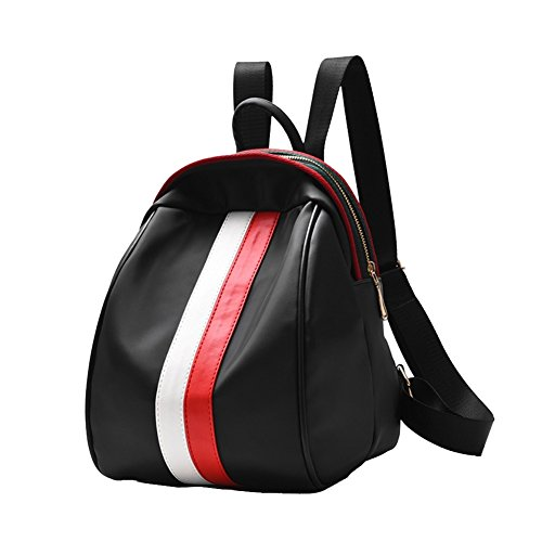 Women Bookbags Backpack Leather Purse for Girls Backpack School Travel Bag Fashion C2 5xqqaRw