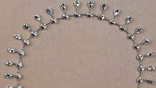 Rhinestones Waist Chain Belly Dance Costumes Accessories Hip Belt for dancer #11