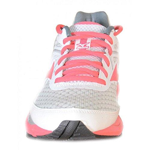 Mizuno Wave Ultima 6zapatos de correr para mujeres plata