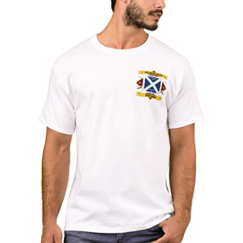 Zazzle Men's Basic T-Shirt, 30th Arkansas Infantry Polo Shirt, White XXXL Arkansas Confederate Flag
