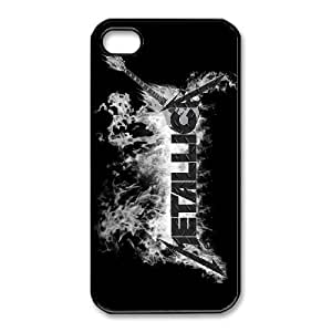 iPhone 4,4S Phone Cases Metallica Cell Phone Case TYB631533