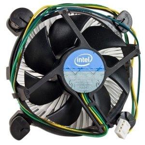 (Intel-IMSourcing Cooling Fan/Heatsink - 1 x 90 mm - Socket H2 LGA-1155, Socket H LGA-1156 Compatible Processor Socket - Bulk - E97379-001)