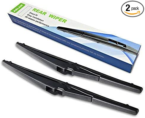 Alca Germany Universal Windscreen Wiper Blades 2614 AU2614H SX4 SUV 2006-onwards