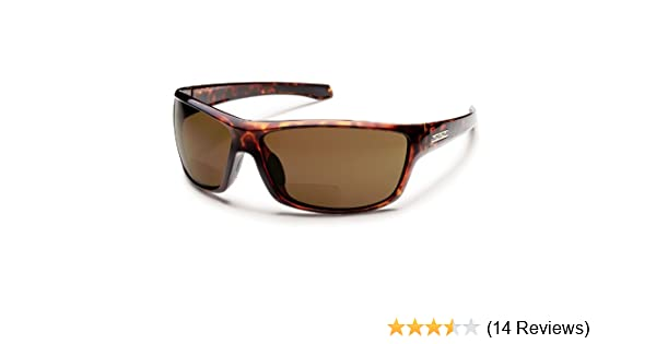 a62eb8ae7616 Amazon.com: Suncloud Conductor +2.50 Polarized BiFocal Reader Sunglasses,  Tortoise Frame, Brown Polycarbonate Lenses: Sports & Outdoors