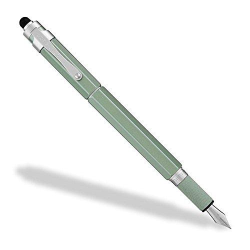 Levenger L-Tech 3.0 Fountain Pen, Fine, Excalibur (AP12640 EXC F NM)