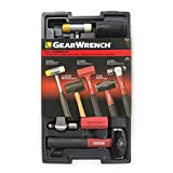 GEARWRENCH 5 Pc. Hammer and Mallet Set - 82303D