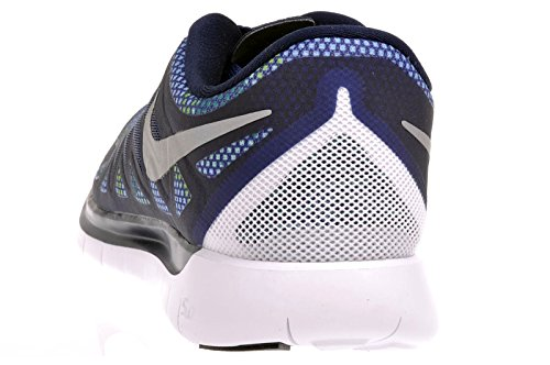 Obsidian Laufschuhe 0 Reflective Free Women's Lime Silver Running 5 Damen Flash 400 Fit NIKE Tr ARYqwEzE