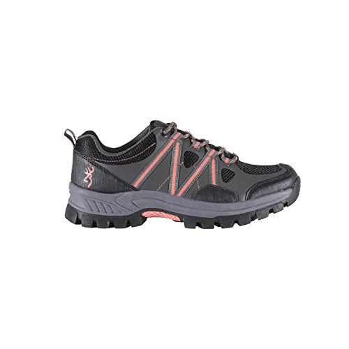 Coral Black Women's Trail 6 Size Shoes Browning Glenwood q4XwnIIP