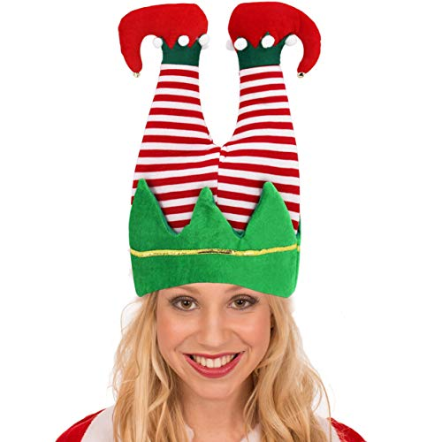 Top recommendation for elf hat and legs