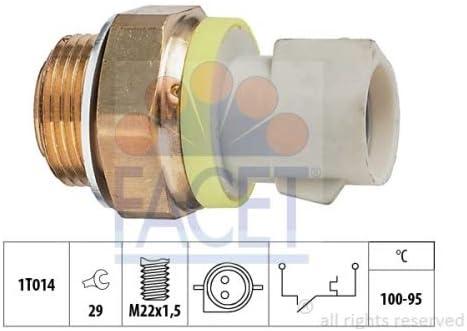 radiator fan Facet 7.5280 Temperature Switch
