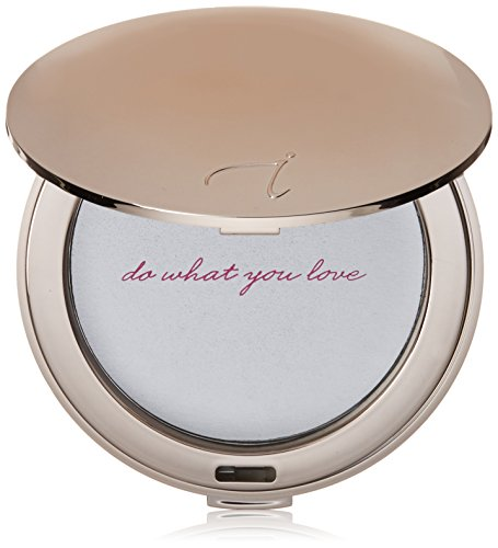 (jane iredale Rose Gold Refillable PurePressed Compact)