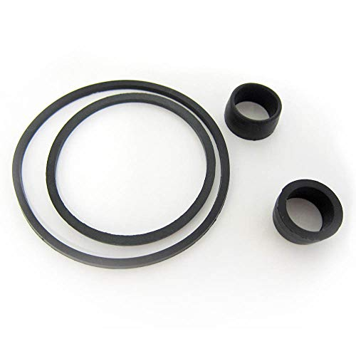Coralife Replacement Gasket Kit for The 6X Turbo Twist UV Sterilizer
