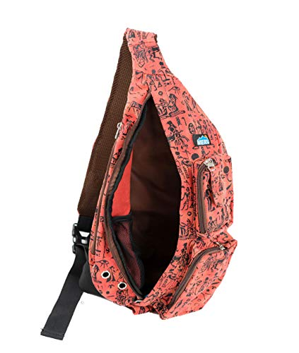 7d76afe0821b Meru – Small Backpack - Cross Body Bag