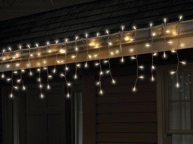 LED ICICL CL WHT 100LT by CELEBRATIONS MfrPartNo -