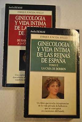 Ginecologia y vida intima 2 vols reinas de España: Amazon.es ...