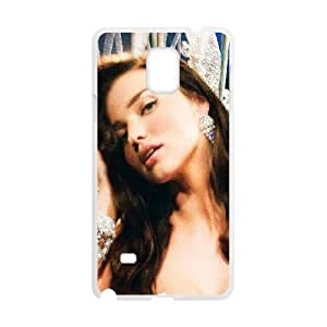 Samsung Galaxy Note 4 Cell Phone Case White_Victoria Angels Girl Gcfwi