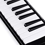 Eastar 37 Key Melodica Instrument with Mouthpiece