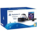 SONY PLAYSTATION VR with CAMERA and VR WORLDS
