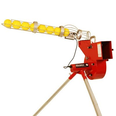 Heater Sports Combo Baseball / Softball Pitching Machine wit