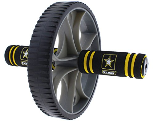 U.S. Army AB Wheel With Foam Handles