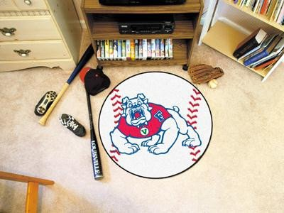 Fresno State Baseball Rug - Fan Mats Fresno State Baseball Rug, 29