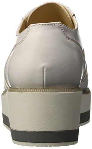 Blanco Mujer Allacciato Primadonna Zapatillas 119307578epbian Para bian wgIc71c8q
