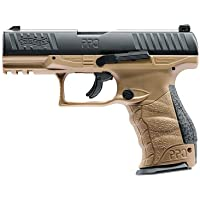 T4E New Walther PPQ M2 (GEN2) The Most Realistic.43cal CO2 Semi Auto Blow Back Paintball Pistola – FDE