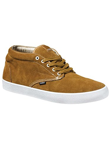 Skateboard Scarpe Uomo Element Preston Brown Da wZ5gtqH