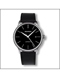 Archimede 1950's Black Automatic Watch