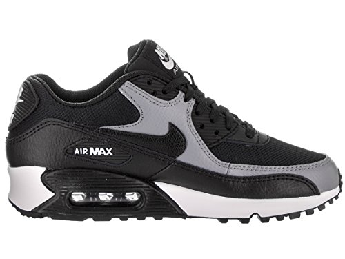 Nike Women's WMNS Air Max 90 Prem Gymnastics Shoes, Black, 5.5 UK Black