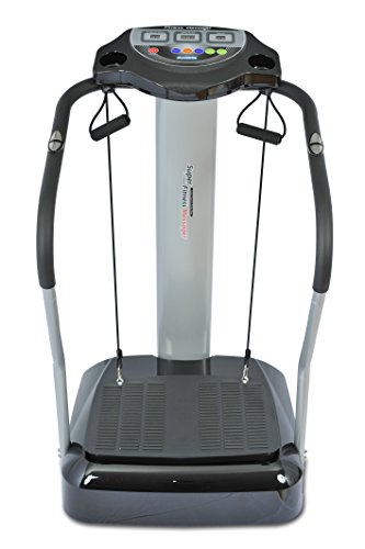 Crazy Fitness Massager with stretch strings 500W vibration platform - AUW-503 - , Hurry - limited time offer (exp. Nov 8, 2014) by AuWit (Image #1)